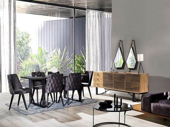 ARIA DINING ROOM SET