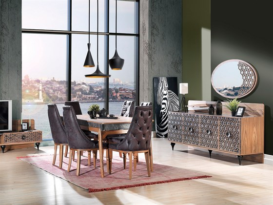 HOMY DINING ROOM SET