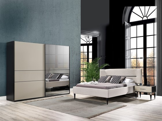 TİNA BEDROOM SET